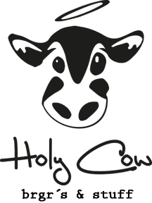 Holy cow logotyp